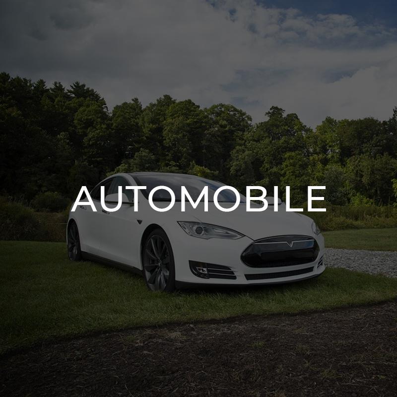 Image illustrant une voiture pour décrier le secteur d'activité des prospects